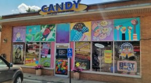 These 9 Candy Shops Around Detroit Will Make Your Sweet Tooth Explode