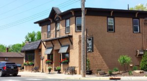 For A Delicious Dining Experience In A Historic Hidden Gem, Visit River Inn Bar & Grill In Hanover, Minnesota