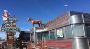 Davies' Chuck Wagon Is The Only East Coast-Inspired Diner In Colorado