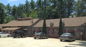 Family-Owned Since The 1960s, Step Back In Time At Parker's Maple Barn In New Hampshire
