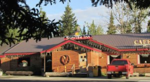 Fill Up On Your Favorite Comfort Food At The Sunrise Inn And Cafe In Alaska