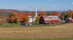 7 Beautiful Vermont Locations You Probably Didn't Know Existed