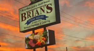 The Massive Prime Rib At Brian's Steak House In Virginia Belongs On Your Dining Bucket List