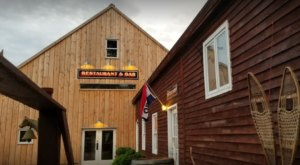 Open Year Round, The Oxbow Beer Garden Hidden In Rural Maine Has Insanely Good Pizza You Don't Want To Miss