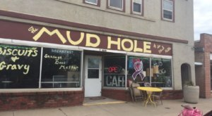The Mud Hole In South Dakota Is Part Thrift Store And Part Mom And Pop Restaurant