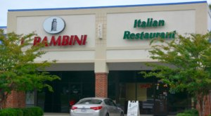 Enjoying The All-You-Can Eat Italian Food At I Bambini In North Carolina Belongs On Any Dining Bucket List