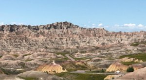 Badlands National Park In South Dakota Was Named One Of The 25 Most Beautiful Places In The World