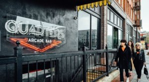 Travel Back To The 80s At Quarters Arcade Bar, A Retro Adult Arcade In Utah