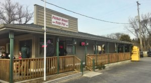 The Friday Fish Fry At The Diner In Mt. Pleasant Is A Delicious Michigan Tradition