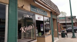 Devour Down Home Breakfast Food All Day At Kristin's, A Cash Only Restaurant In Massachusetts