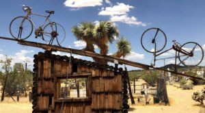 The Noah Purifoy Outdoor Museum In Southern California Is One Weird And Wacky Roadside Attraction You Never Even Knew Existed