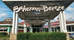 It's Always Like A Day At The Beach At Bahama Breeze, A Tropical-Themed Restaurant In Michigan