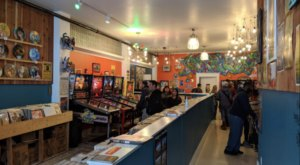 Vallejo Vinyl And Pinball In Northern California Is A One-Stop-Shop For Vintage Entertainment
