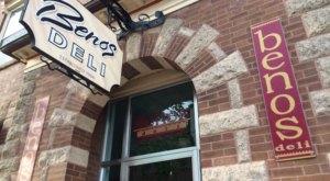 Grab A Delicious Lunch At Beno's Deli, A Longstanding Spot In Winona, Minnesota