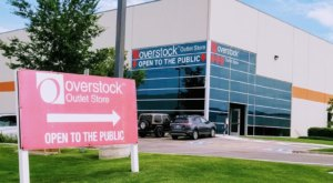 You'll Find Bargains Galore At The Humongous Overstock Outlet In Utah