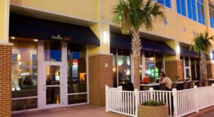Just Steps From The Beach, Cactus Jack's Southwest Grill Is A Festive And Delicious Virginia Restaurant