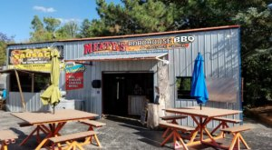 Meaty's Is A Ramshackle Meat Shack Hiding Near Detroit That Serves The Best BBQ Around