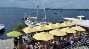 6 Restaurants In Vermont With The Most Amazing Dockside Dining