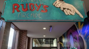Enjoy Pizza And A Round Of Bowling At Ruby's Arcade, A Lovable Destination In Harrisonburg, Virginia