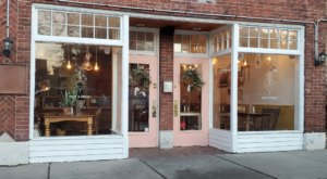 It Only Takes One Visit To Fall For Buffalo's Chic Root & Bloom Restaurant