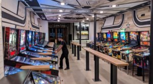 Everyone Will Have A Blast At 16-Bit Bar + Arcade, A Massive Arcade In Nashville