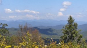 The Blue Ridge Mountains In South Carolina Were Named One Of The 50 Most Beautiful Places In The World
