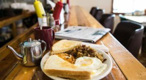 The Best Diner Fare On The Kenai Peninsula Is Found In This Rustic Spot In Alaska