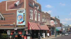 Reenact A Famous Marc Cohn Song On Beale Street In Tennessee