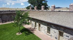 This Utah Fort Circa 1867 Is Still Standing And You Can Stop By To Visit