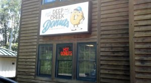 You'll Want To Try All Of The Flavors At Deep Creek Donuts In Maryland