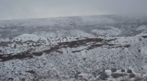 Texas' Grand Canyon Looks Even More Spectacular In the Winter
