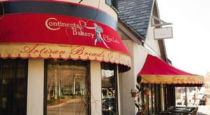 Sink Your Teeth Into Authentic French Pastries At Continental Bakery In Alabama
