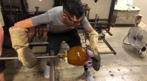 Enjoy A Unique Glassblowing Experience At Circle 6 Studios In Arizona