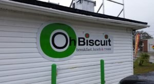 The Beachside Biscuit Company In Florida, Oh Biscuit Is The Ultimate Breakfast
