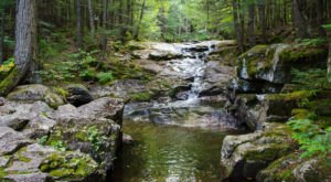 The Hike In New Hampshire That Takes You To THREE Insanely Beautiful Waterfalls