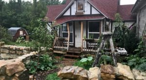 Most People Have No Idea There's A Fairy Garden Hiding In West Virginia And It's Magical