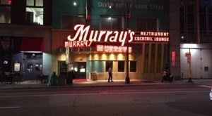 Family-Owned Since The 1940s, Step Back In Time At Murray's Steakhouse In Minnesota