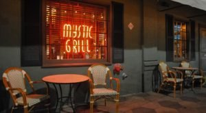 Reenact A Famous Vampire Diaries Scene At Mystic Grill In Georgia