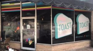 Voted One Of The Best Brunches In 2020 In Oklahoma, Toast Is A Must-Vist Spot For Delicious Food