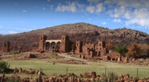 Visit A Slice Of Old Jerusalem In Oklahoma Tucked Away In the Holy City Of The Wichitas