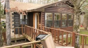 Enjoy A Weekend Away At Eagle Creek Escape Guest Cottages, A Premier Couples-Only Destination In The Mountains Of Oklahoma
