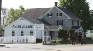 Experience An Authentic Amish Village In Pennsylvania On This Charming Tour