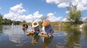 Take The Florida Fossil Expedition Tour On The Peace River To Hunt For Real Fossils