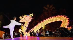 There's A Chinese Lantern Festival Happening In Arizona And It's Downright Magical