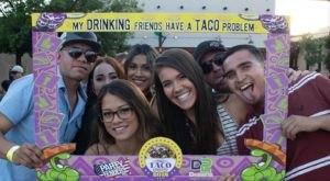 Sample Unlimited Tacos At The Upcoming Tequila, Taco & Cerveza Festival In Texas