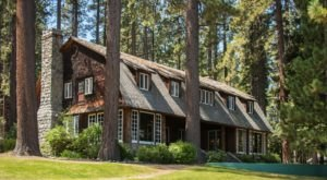 Explore An Abandoned Century-Old Resort At Tallac Historic Site In Northern California