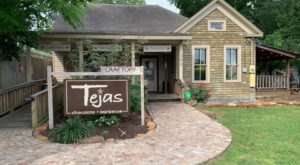 Tejas Chocolate & Barbecue In Texas Is Haunted Enough To Have Been Featured On The Travel Channel