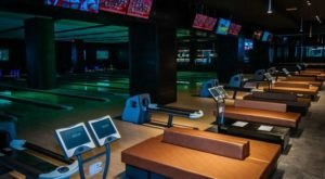 Sip Cocktails While You Bowl At The Corner Alley In Cleveland