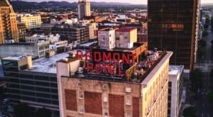 Enjoy An Incredible View From One Of Alabama's Oldest Hotels At The Roof