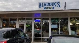 Aladdin's Cafe In Tennessee Is A True Hidden Gem That Serves Amazing Mediterranean Food